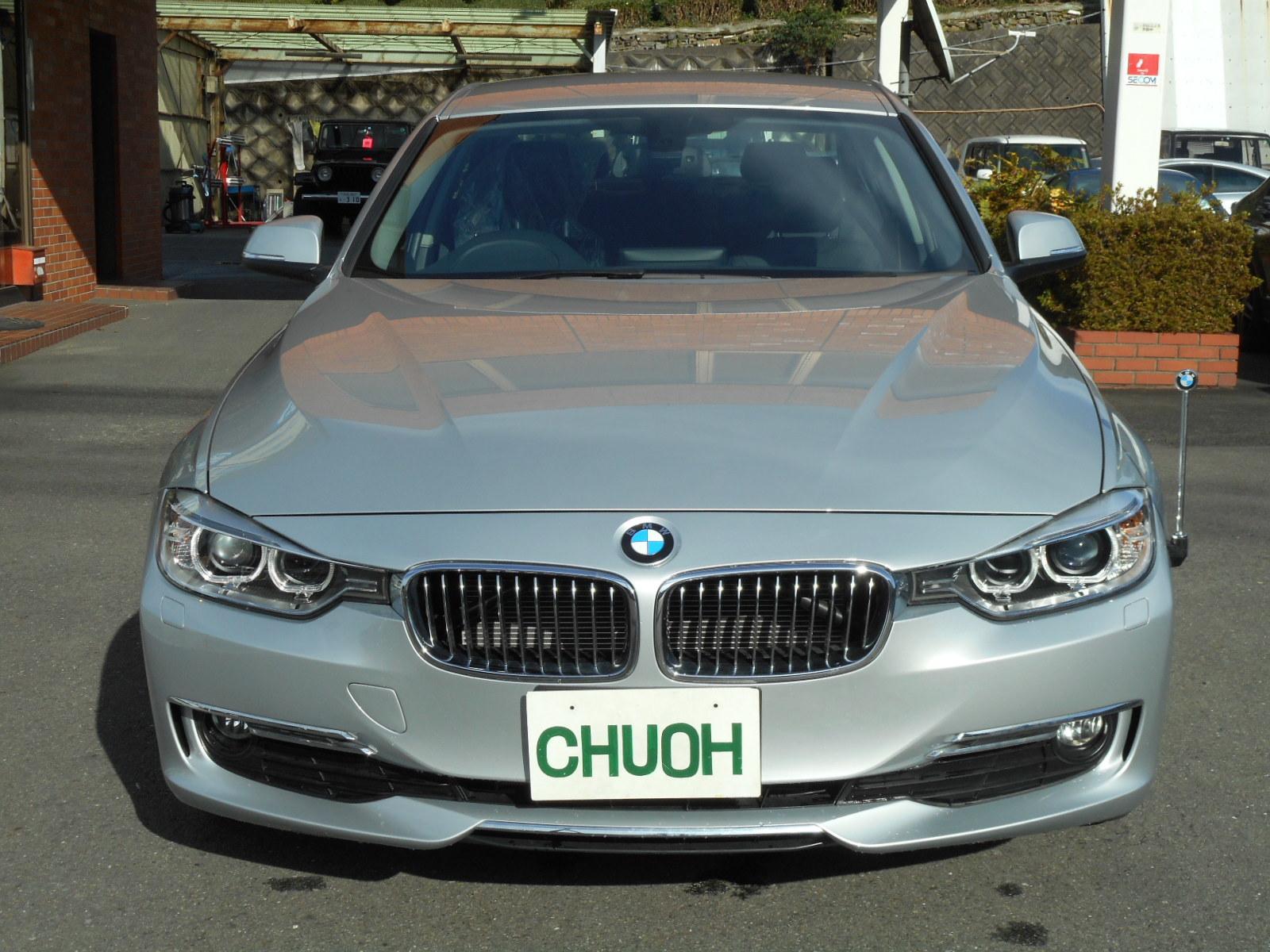 広告掲載車:BMW320d_c0267693_10070616.jpg