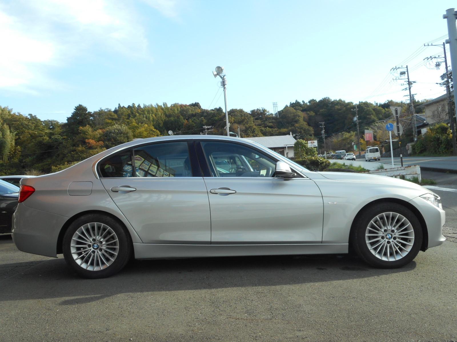 広告掲載車:BMW320d_c0267693_10071605.jpg