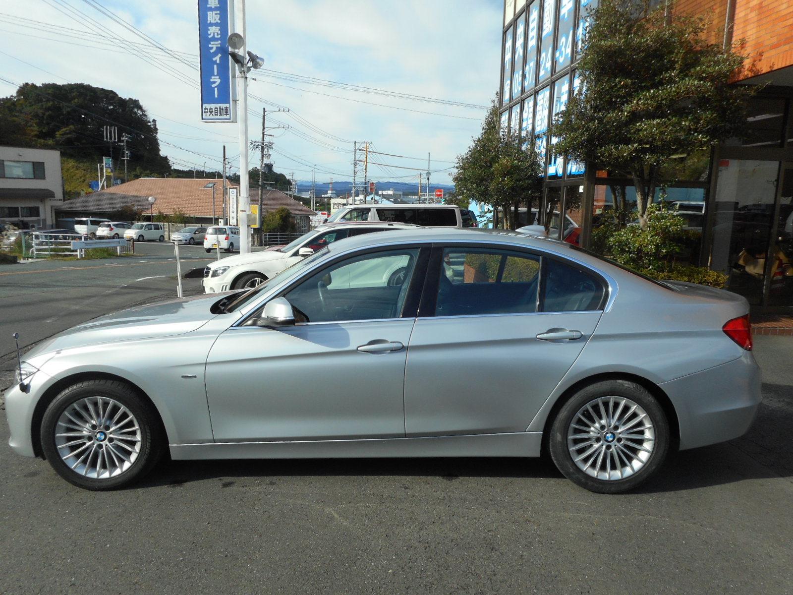 広告掲載車:BMW320d_c0267693_10072049.jpg