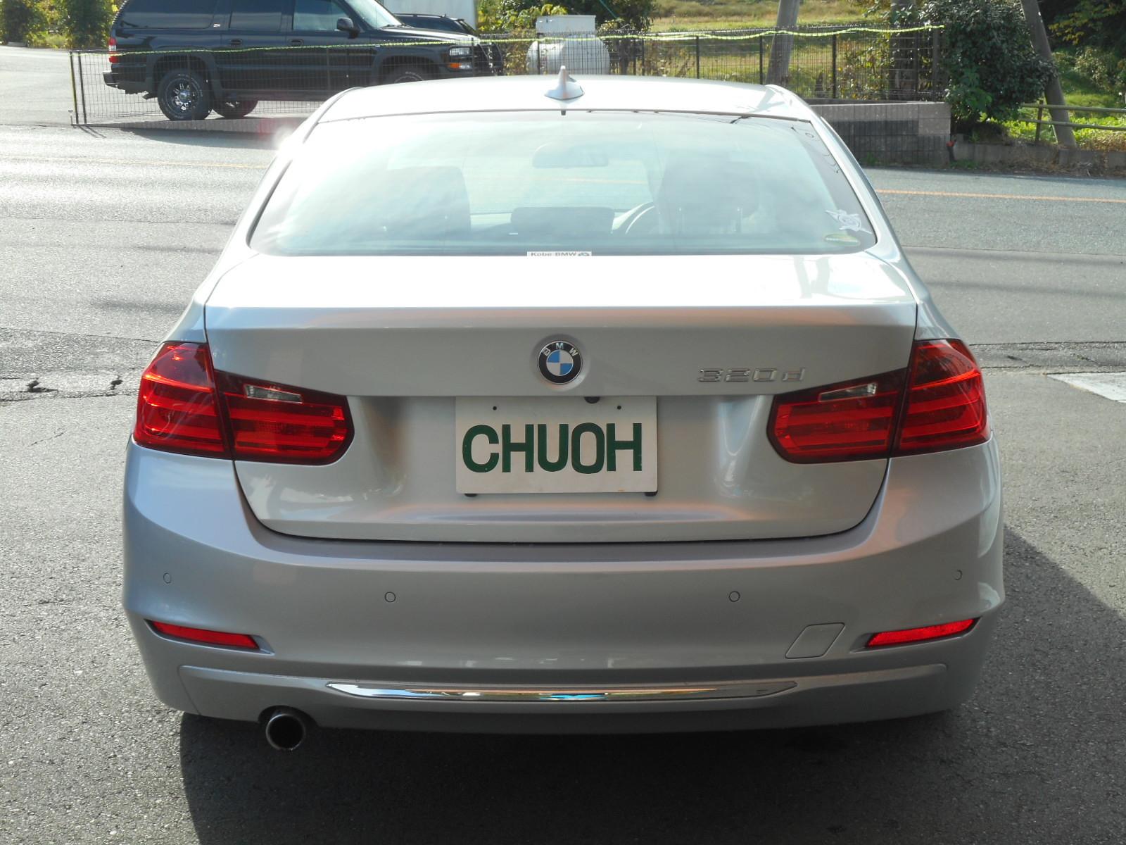 広告掲載車:BMW320d_c0267693_10072228.jpg