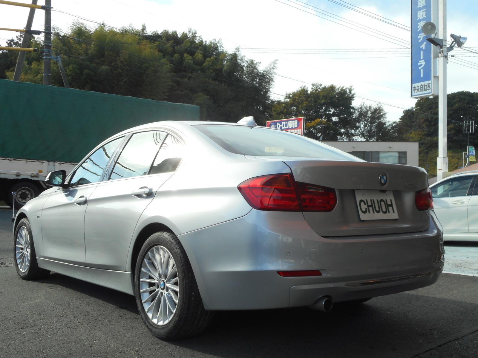 広告掲載車:BMW320d_c0267693_10073506.jpg