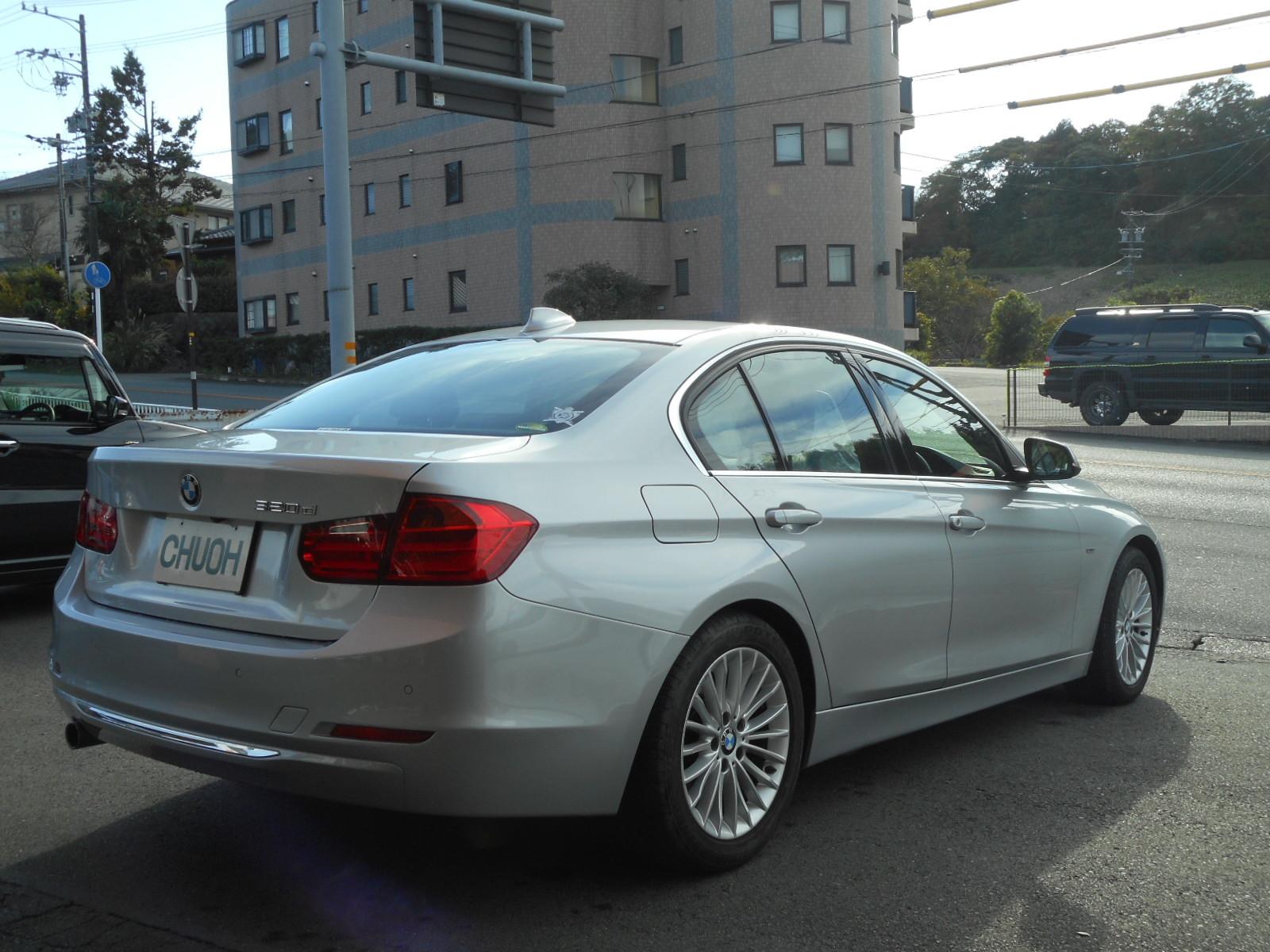広告掲載車:BMW320d_c0267693_10073859.jpg