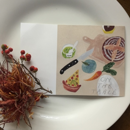 12月の【ON THE TABLE】のお知らせ ごはん食堂桐家さん。_e0060555_00094403.jpeg