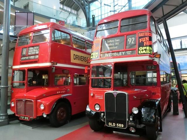 ロンドン交通博物館というところ_f0189467_01152306.jpg