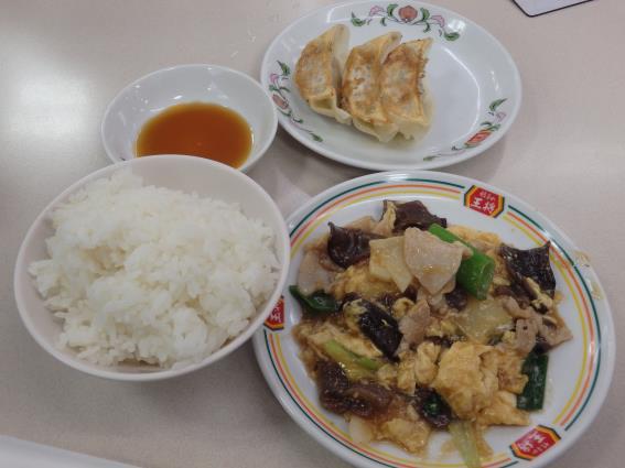 餃子の王将       尼崎インター店_c0118393_189261.jpg