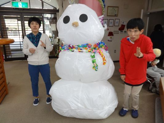 12/2 創作活動_a0154110_15433016.jpg