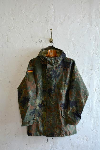 German army flecktarn camouflage gore-tex jacket_f0226051_14432380.jpg