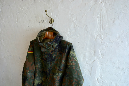 German army flecktarn camouflage gore-tex jacket_f0226051_14433631.jpg