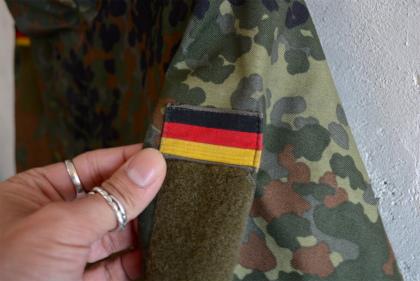 German army flecktarn camouflage gore-tex jacket_f0226051_14434861.jpg