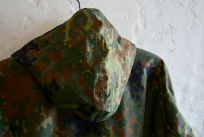 German army flecktarn camouflage gore-tex jacket_f0226051_14485844.jpg