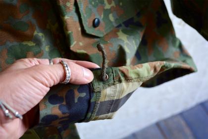 German army flecktarn camouflage gore-tex jacket_f0226051_14491091.jpg