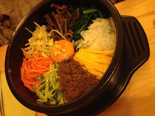 フィレンツェで韓国料理も悪くない_a0136671_2511782.jpg