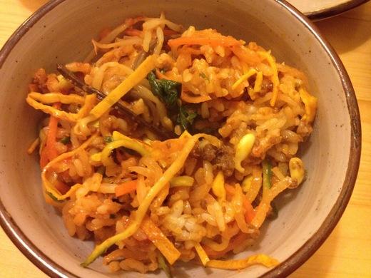 フィレンツェで韓国料理も悪くない_a0136671_2515694.jpg