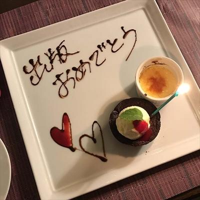 祝!出版記念&お誕生日会_b0308096_0275644.jpg