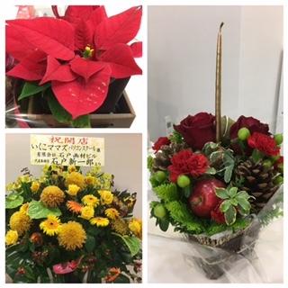 お花を戴きました_f0243509_13051340.jpg