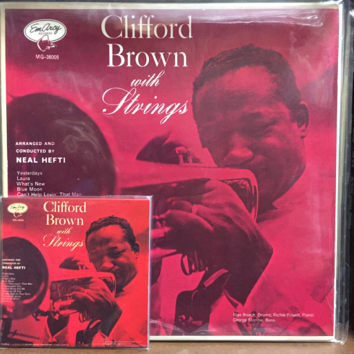 CLIFFORD BROWN with strings_d0102724_00293294.jpg