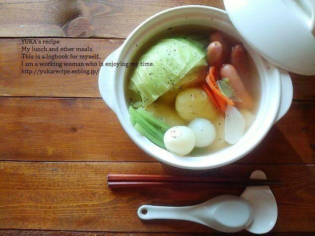 12.6 干し野菜でポトフ_e0274872_07430017.jpg