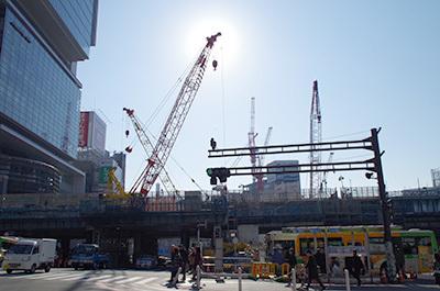 12月6日(火)今日の渋谷109前交差点_b0056983_19515673.jpg