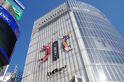 12月6日(火)今日の渋谷109前交差点_b0056983_19515913.jpg