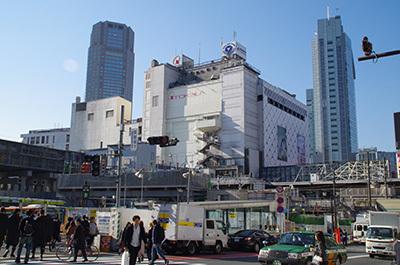 12月6日(火)今日の渋谷109前交差点_b0056983_19515918.jpg