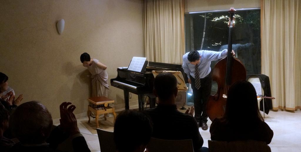 東京公演Vol.2@茗荷谷ラ リール_c0180686_12405880.jpg
