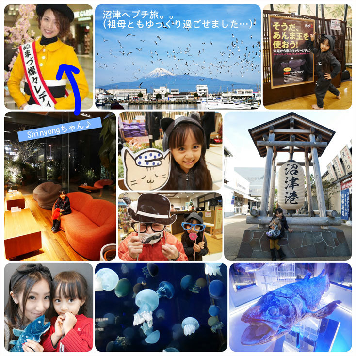 家族(両親も一緒)で沼津旅行へ♪_d0224894_11394021.jpg