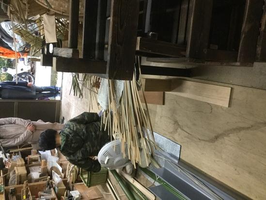 竹刈り!_e0143294_22115416.jpg