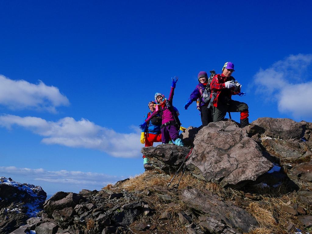有珠山、12月3日-その1-_f0138096_17394495.jpg