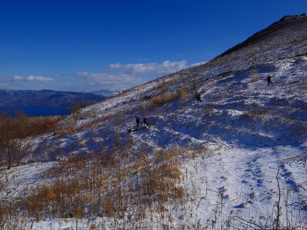 有珠山、12月3日-その1-_f0138096_1739548.jpg