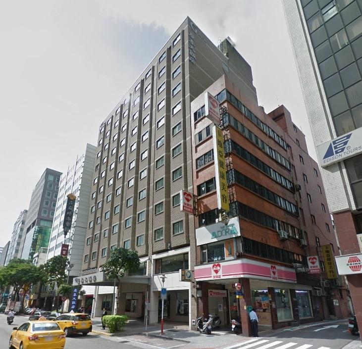 台北・慶泰大飯店(ガーラホテル)。_a0207624_15123302.jpg