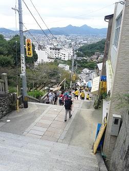 こんぴら石段マラソン(その2)_c0034228_20211336.jpg