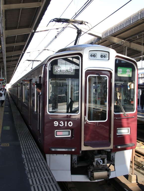 阪急9310F 準急運用_d0202264_17375036.jpg