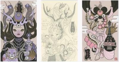 TAKARABUNE ART SHOW OPENING ON DECEMBER 17TH!_f0126666_53469.png