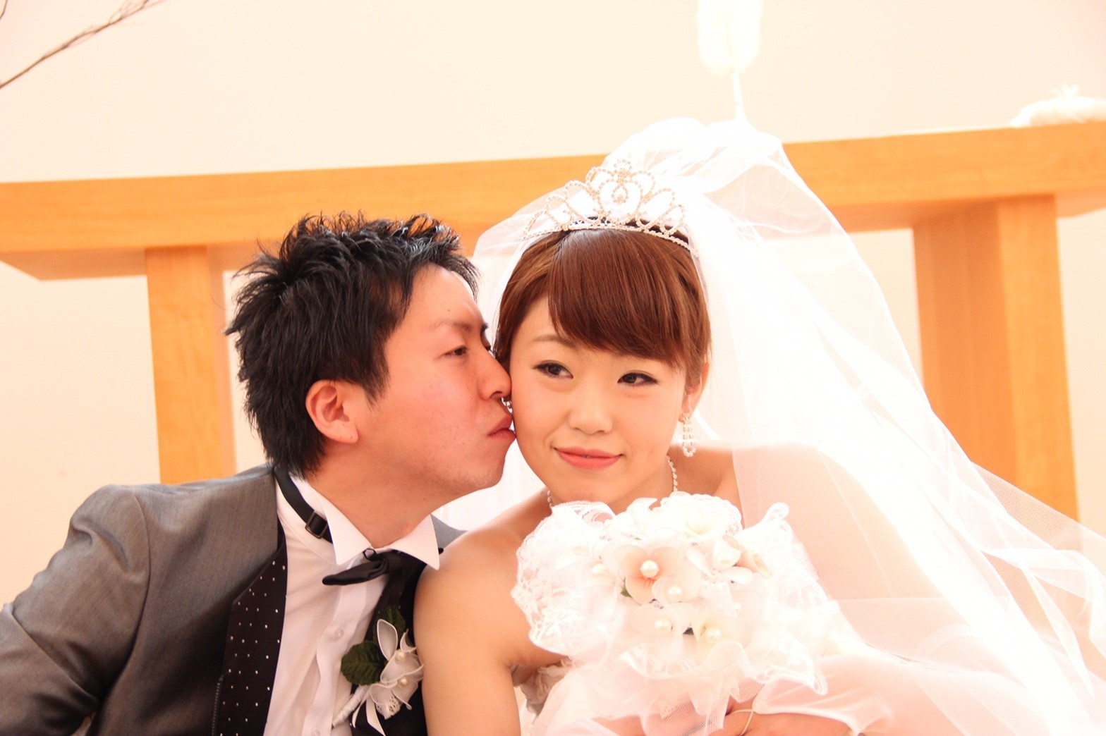 Happy Wedding!!K&N~花嫁支度はお母さん♡_e0120789_15251021.jpg