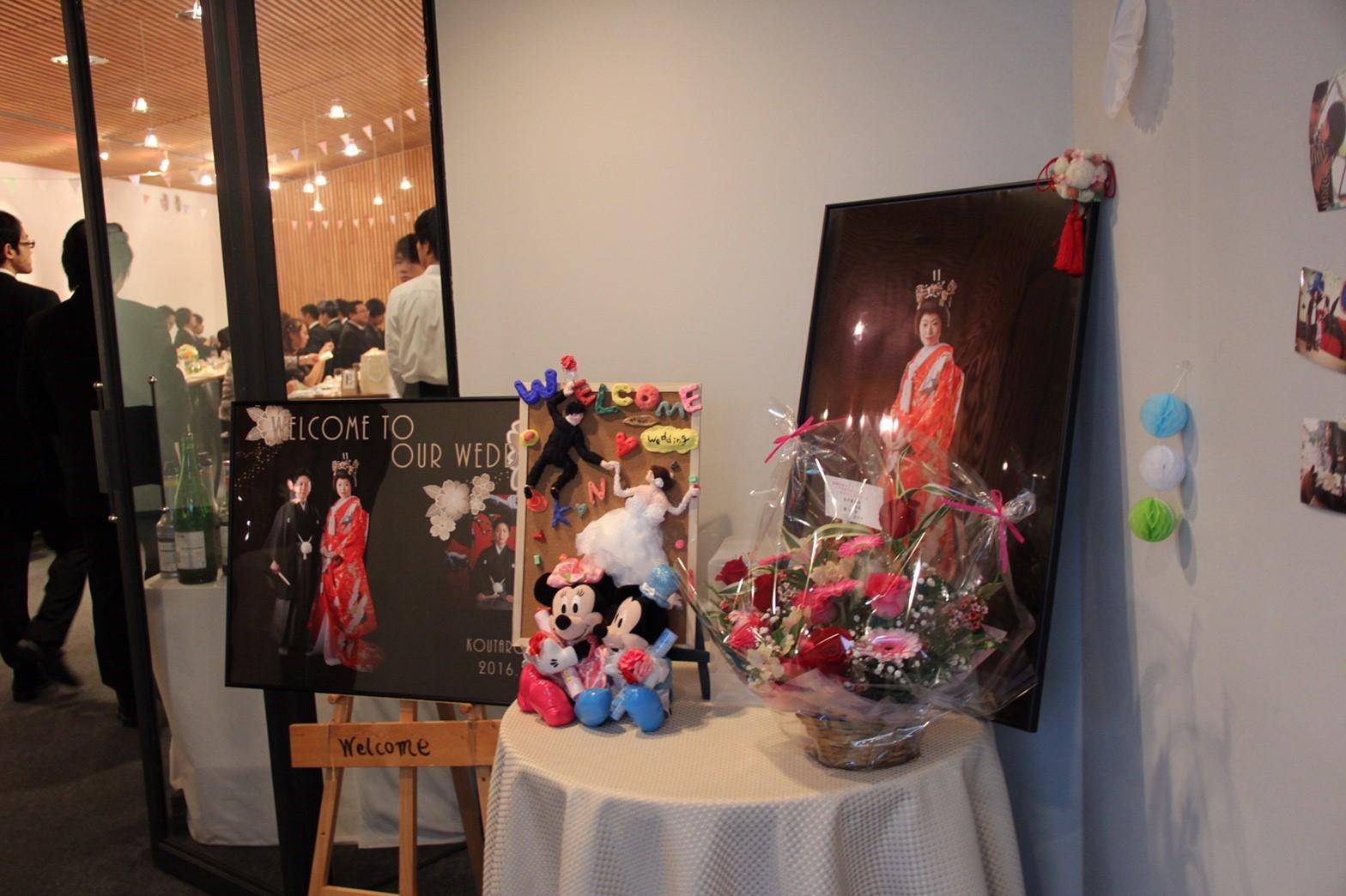 Happy Wedding!!K&N~花嫁支度はお母さん♡_e0120789_15290181.jpg