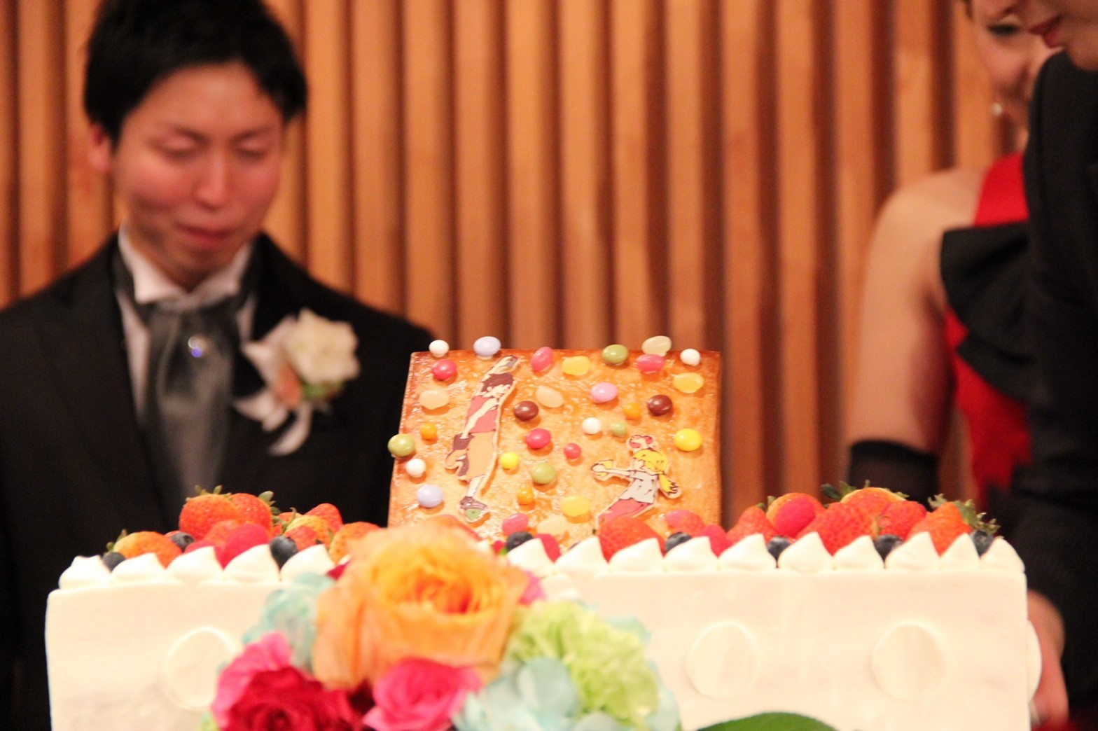 Happy Wedding!!K&N~花嫁支度はお母さん♡_e0120789_15301767.jpg