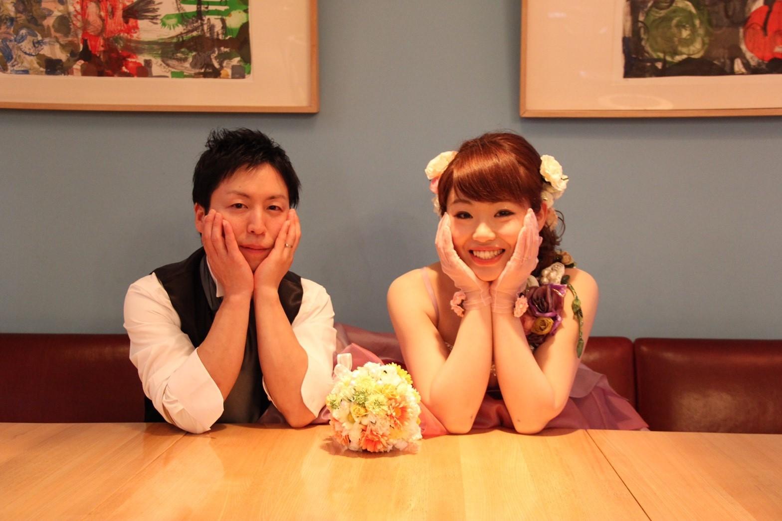 Happy Wedding!!K&N~花嫁支度はお母さん♡_e0120789_15313022.jpg