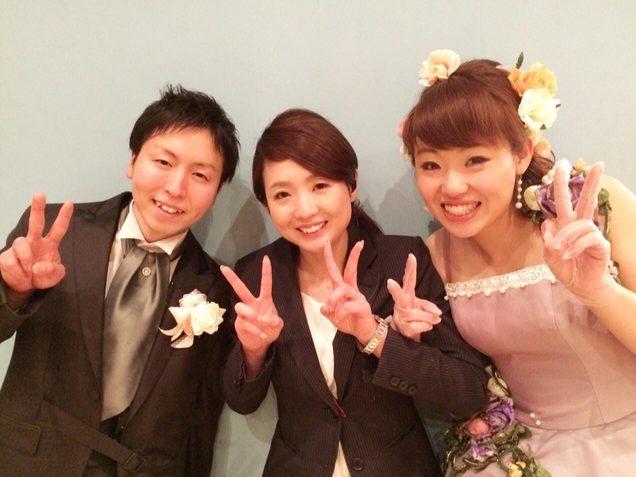 Happy Wedding!!K&N~花嫁支度はお母さん♡_e0120789_15313750.jpg