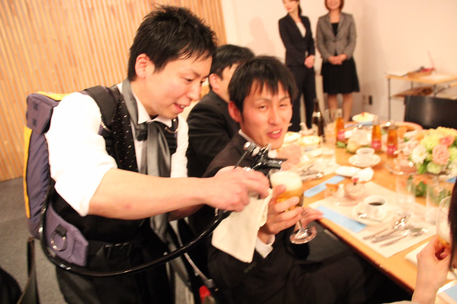 Happy Wedding!!K&N~花嫁支度はお母さん♡_e0120789_16104156.jpg