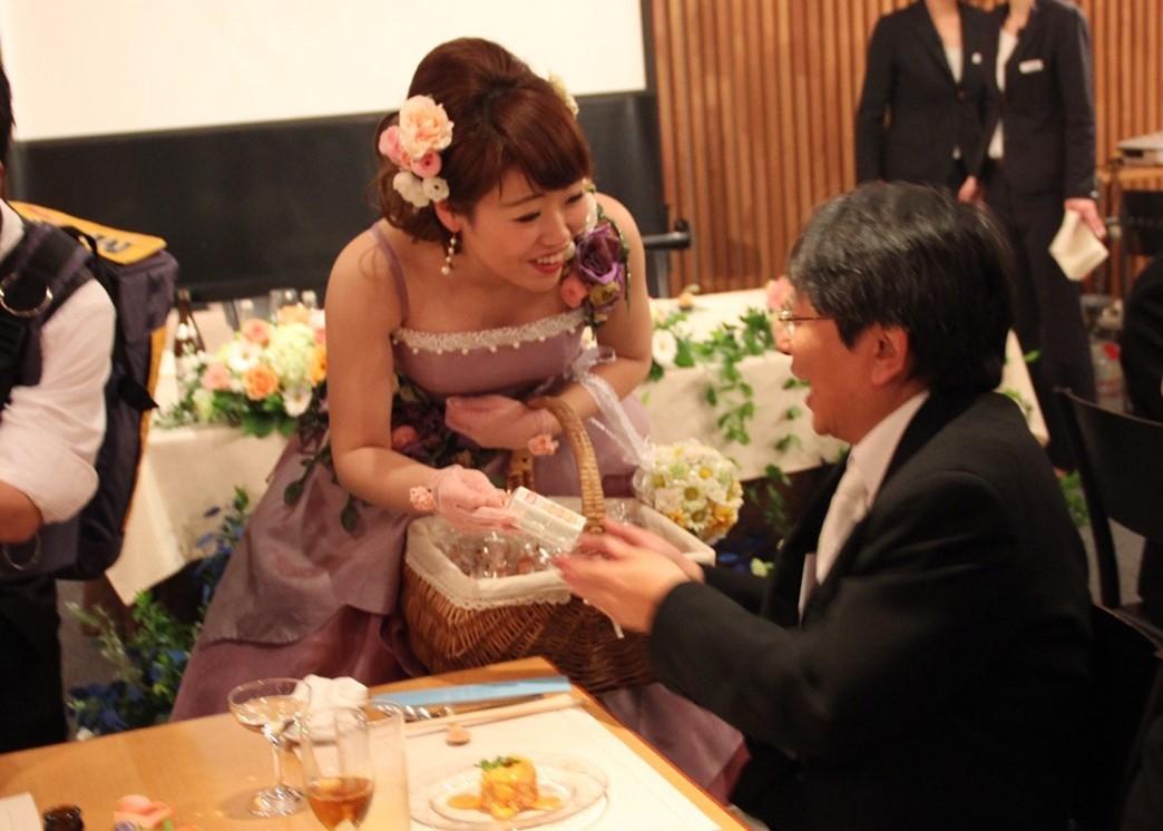 Happy Wedding!!K&N~花嫁支度はお母さん♡_e0120789_16123032.jpg