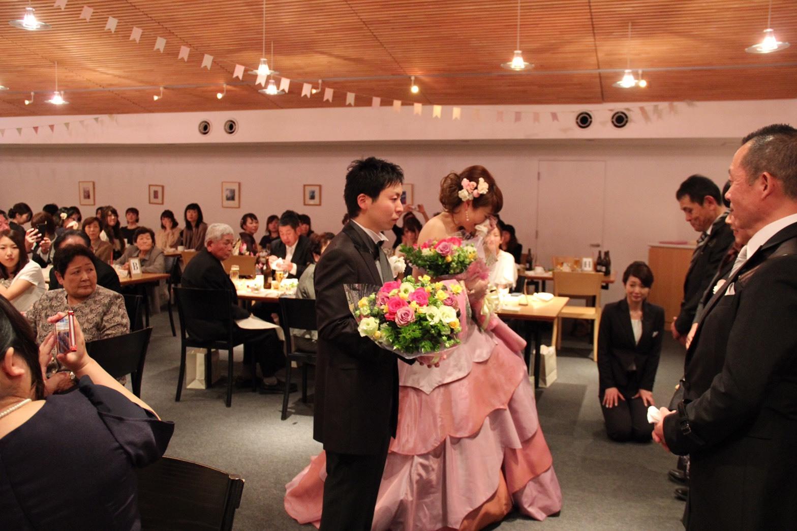 Happy Wedding!!K&N~花嫁支度はお母さん♡_e0120789_16123597.jpg