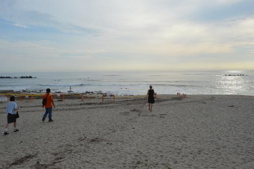 9/17 県北芸術祭へ。テアの鯨探訪と、海側へ。_a0216706_1953250.jpg