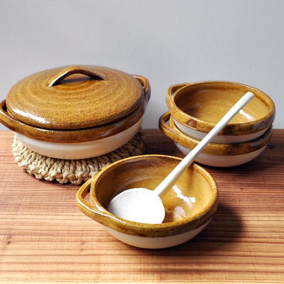 Cacerola オーブンとんすい再入荷_d0193211_15164482.jpg