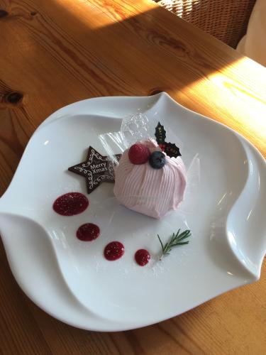 クリスマスチーズケーキ_c0146921_17125685.jpg