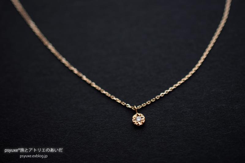 ジョルニ・プティ・ダイアモンド・ネックレス_e0131432_14184028.jpg