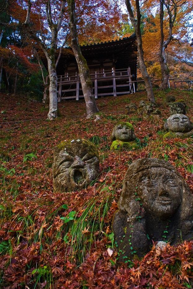 2016京都紅葉~愛宕念仏寺_e0363038_11135175.jpg