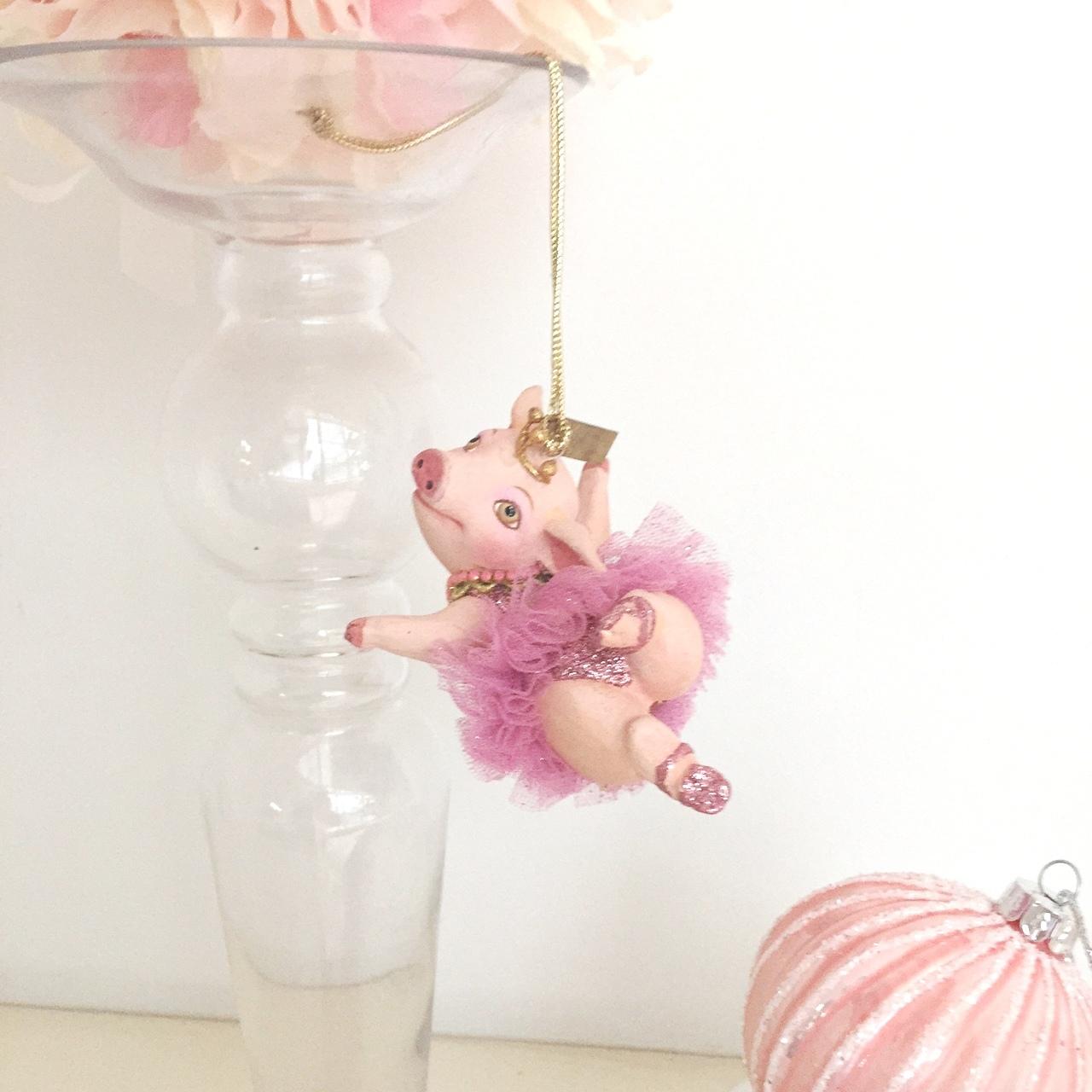 今年はノーブルなピンクが気分のクリスマス!_f0083294_22342400.jpg