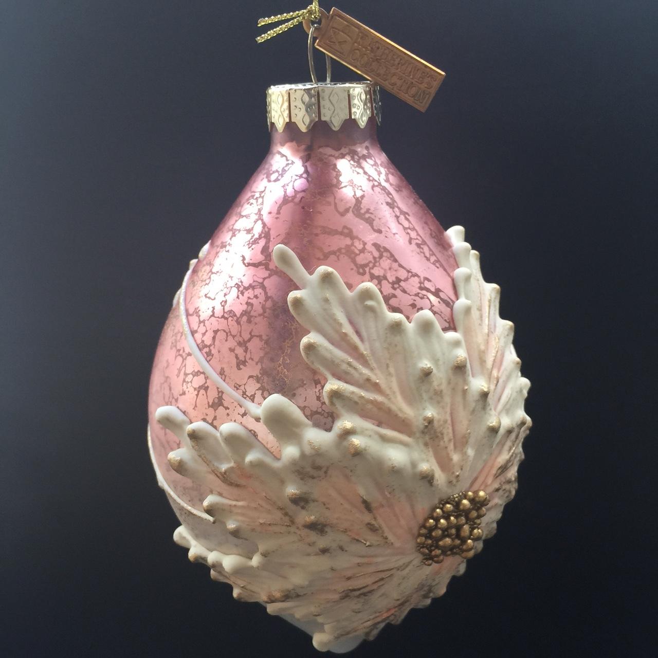 今年はノーブルなピンクが気分のクリスマス!_f0083294_23053596.jpg