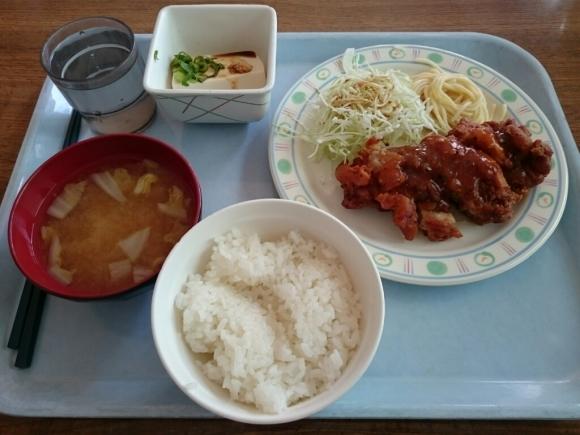 今日の昼食@出張先_b0042308_12412611.jpg