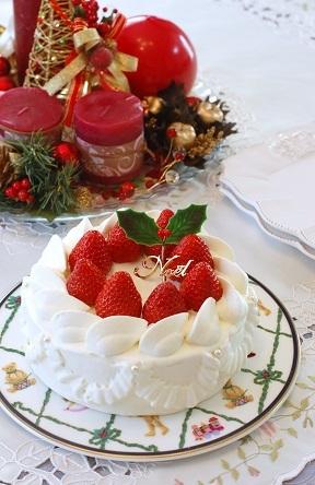 クリスマスケーキ2015から遡って10数年分一挙公開~^^_e0071324_19035935.jpg